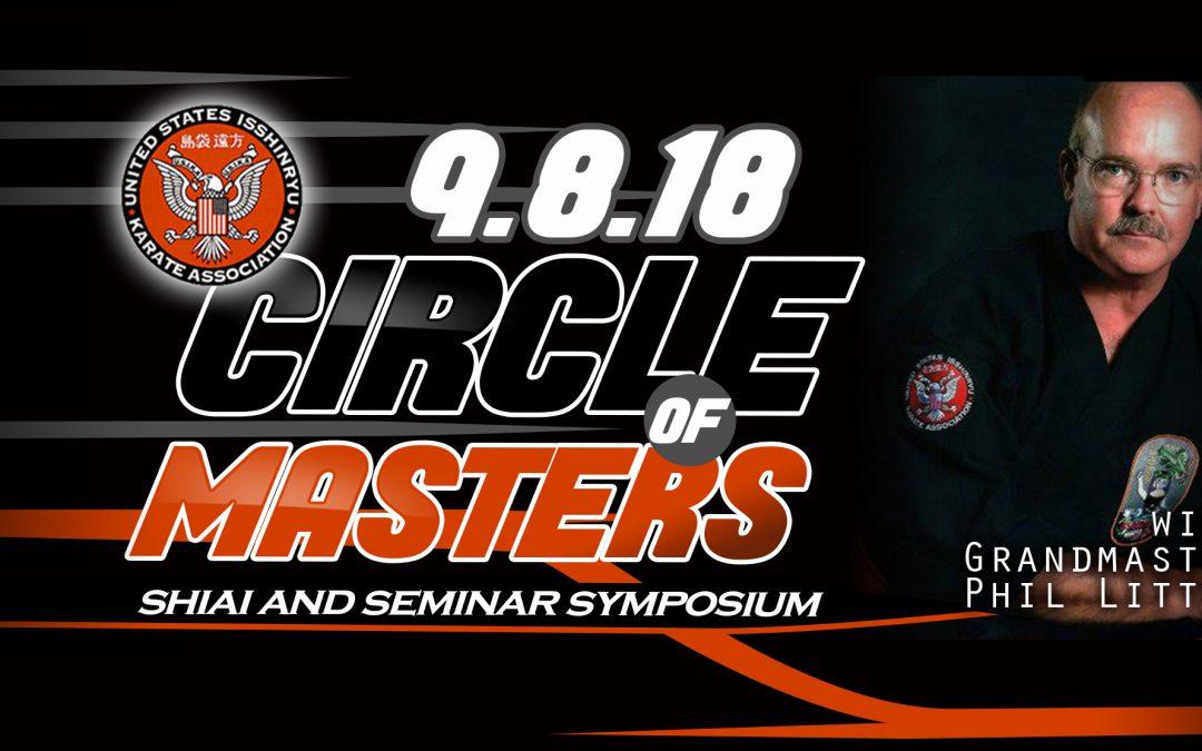 Circle Of Masters 2018