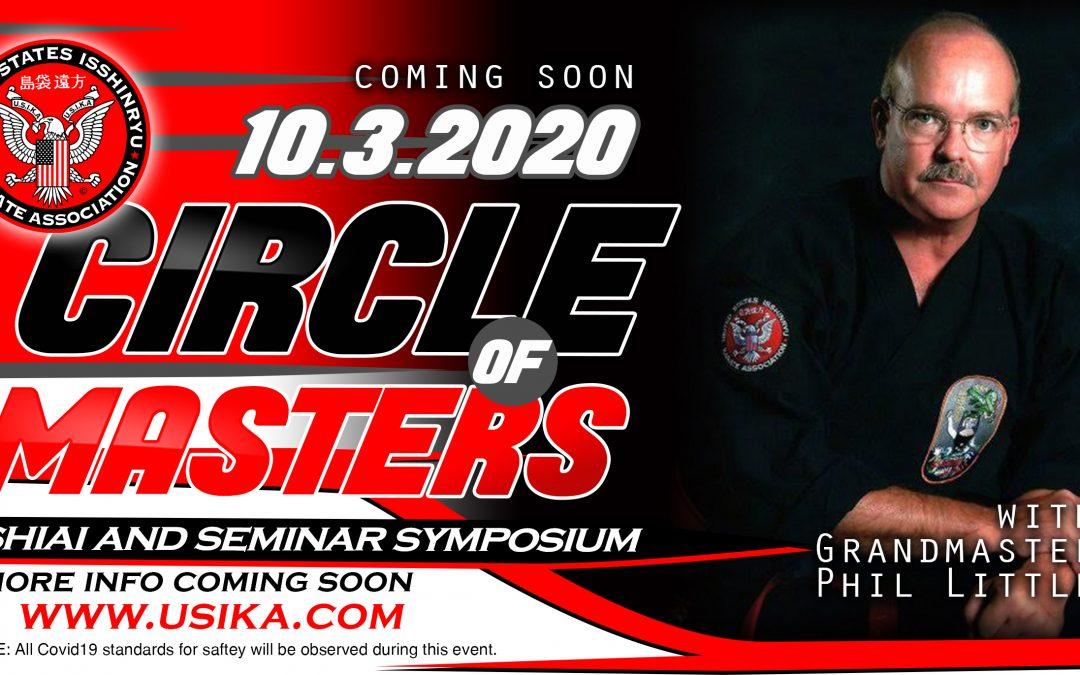Circle Of Masters 2020